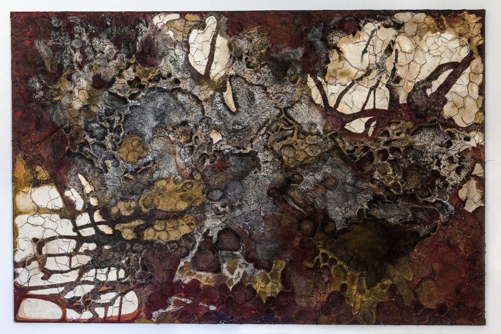 Aftermath |  h.130cm w.190 d.8cm