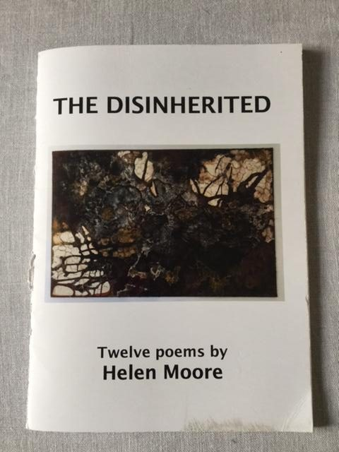 BOOK COVER - HELEN MOORE 'THE DISINHERITED'