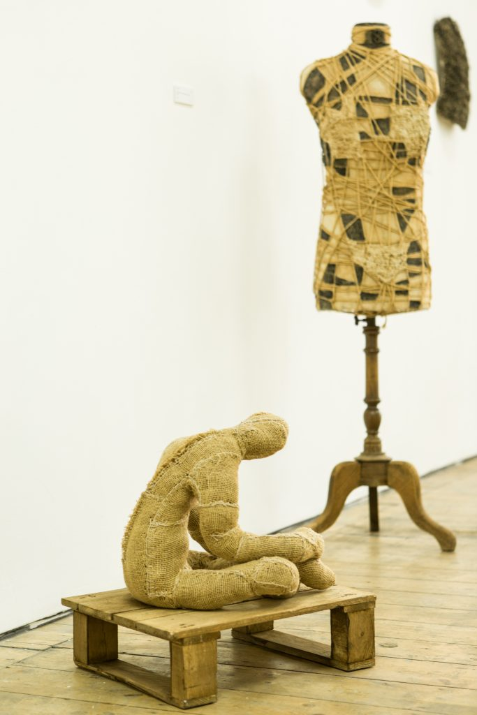 'DISPOSSESSED & WOMAN' - GROUND FLOOR BERMONDSEY